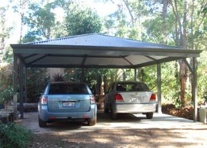 Carports to suit every Garden by CPR Outdoor