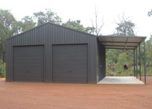 Shed Grey