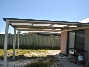 Flat roofed patios by CPR Outdoor Bunbury and Busselton