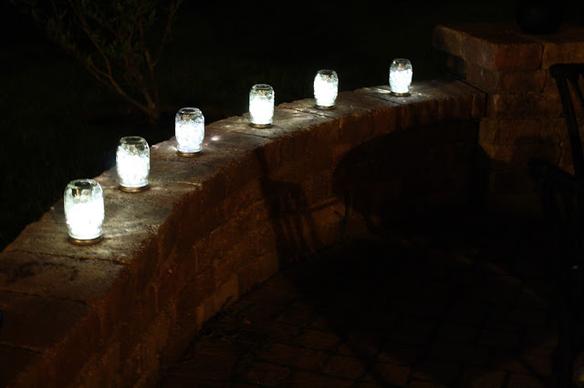 Lovely lights for your patio