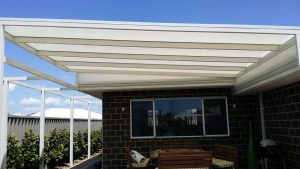 Covered patios by CPR