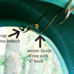 how-to-hang-a-tire-flower-planter