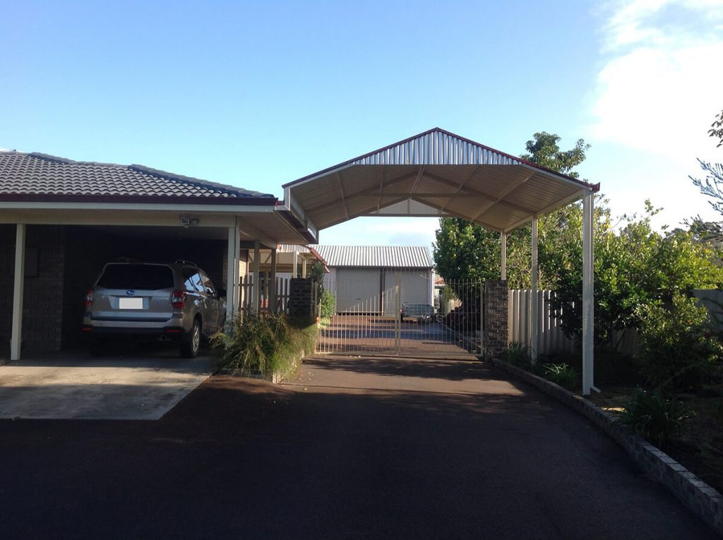 Simpson Carport 3 August 2016 Winner no rego
