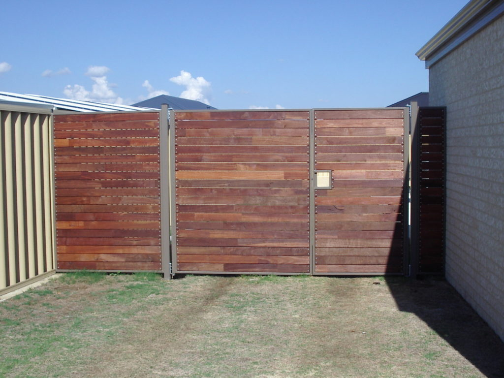Wooden Gates & fence