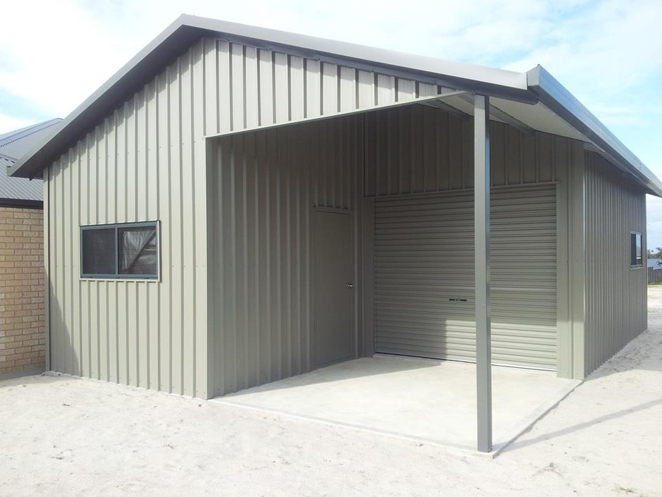 Garage - Built to suit your needs