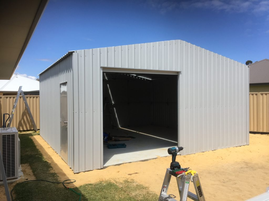 Shed - Harvey - Partial Complete