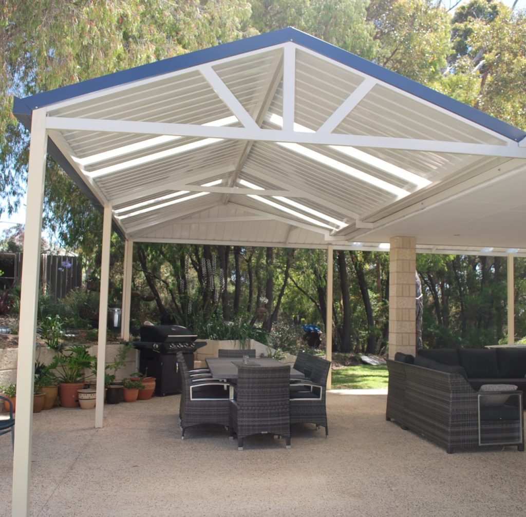 Hosting a Gathering on Your Deck made Easier with Gable Patio
