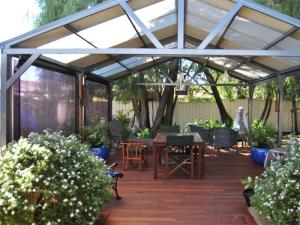 Patio - Gable Roof by CPR Outdoor